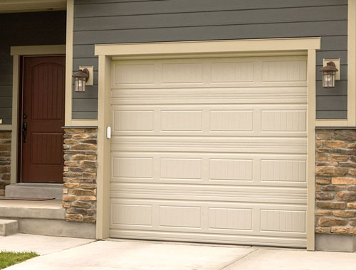 Commerce City garage door we installed