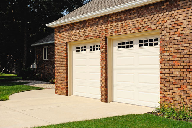 New Garage Door Install in Thornton