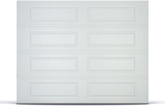 Long Raised Panel Garage Doors A Better Garage Door Inc