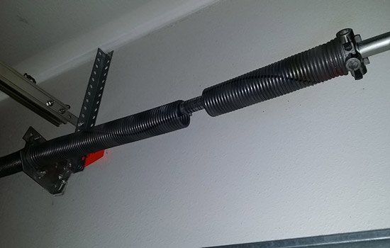 Broken Garage Door Spring broken garage door springs - a better garage door, inc.