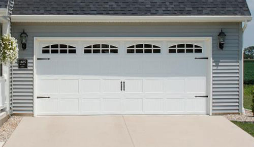 Garage door install in Northglenn
