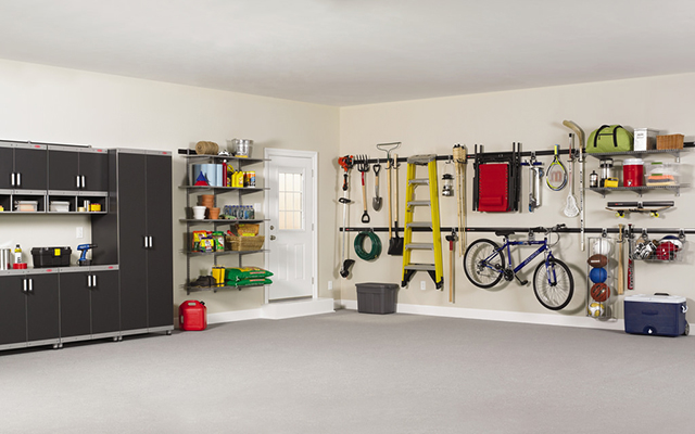 Garage Storage That Doesn't Cost You an Arm and a Leg