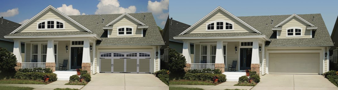 garage doors with or with out
