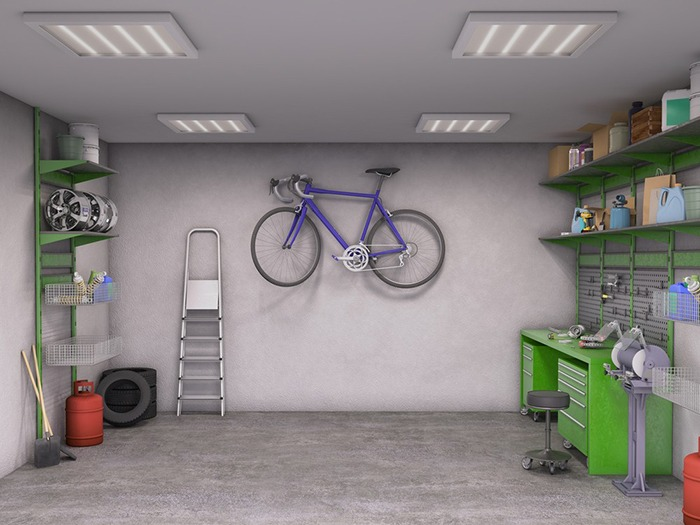 Making The Most Of Unused Garage Space
