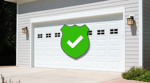 Secure Garage Door